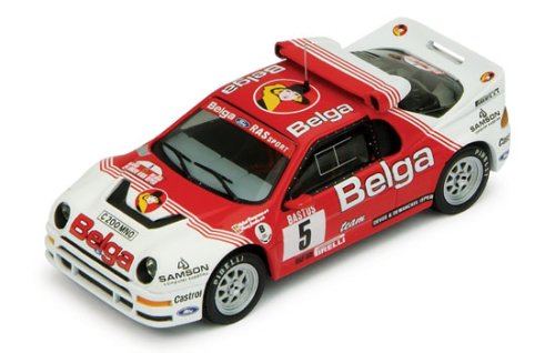 Ford RS200, Rallye D'ypres 1986 (RAC066)